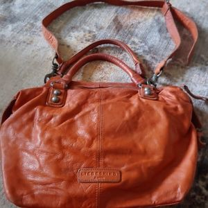 Liebeskind leather handbag purse tote
